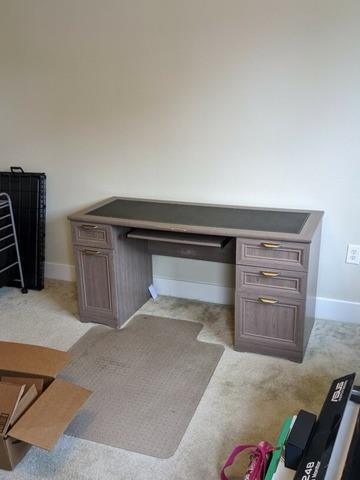 Desk Removal in Durham, NC