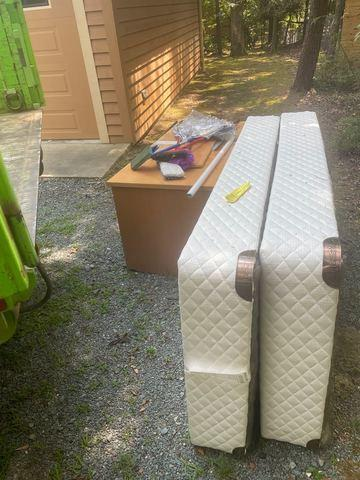 Same day mattress removal in Carrboro, NC