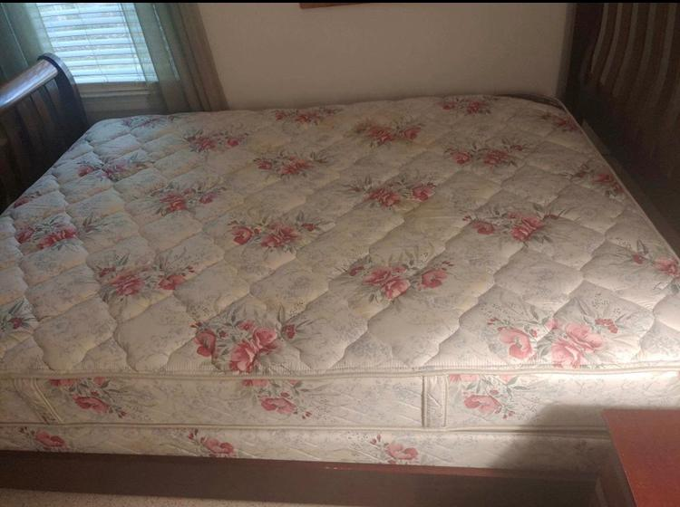 Need a mattress removed?! Call the JUNKLUGGERS!!! - Before Photo
