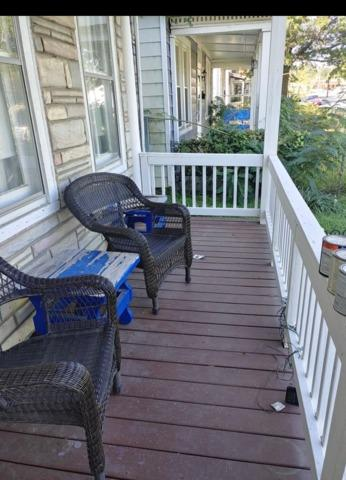 Looking for a junk removal solution during covid-19?! Leave your items on the porch and we will pick them up for a 10% discount!!!! - After Photo