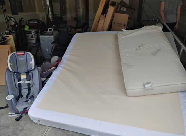 Mattress Removal in Manakin-Sabot, VA