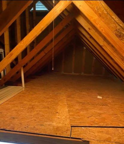 ANOTHER ATTIC CLEANOUT in Doswell, VA