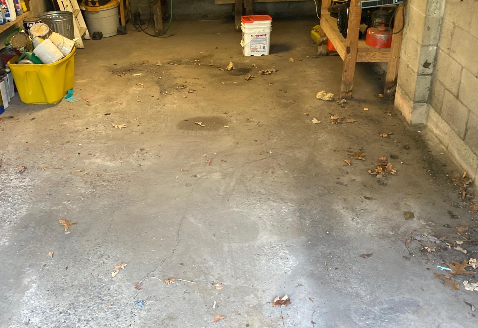 Garage Cleanout in Mount Vernon, NY - After Photo