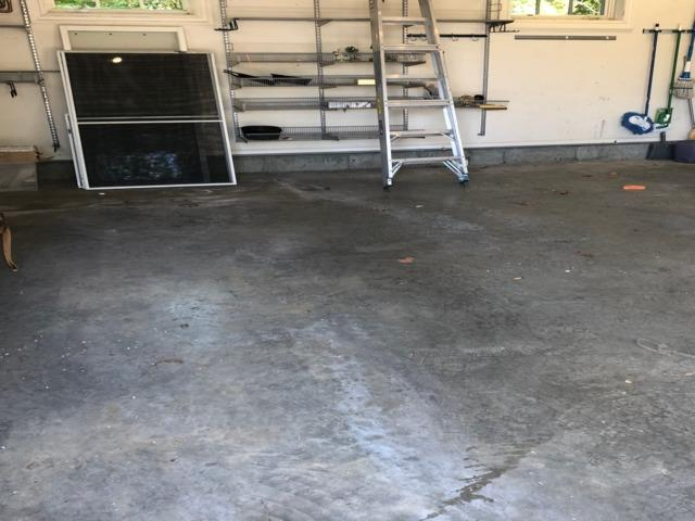 Garage Cleanout in Riverside, CT - After Photo