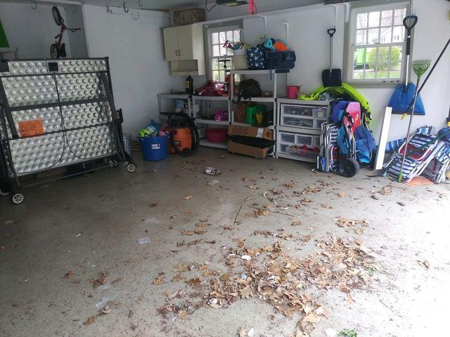 Garage Cleanout in Darien, CT