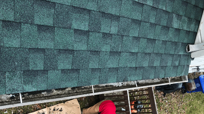 Roof Repair in Reynoldsburg, OH - After Photo