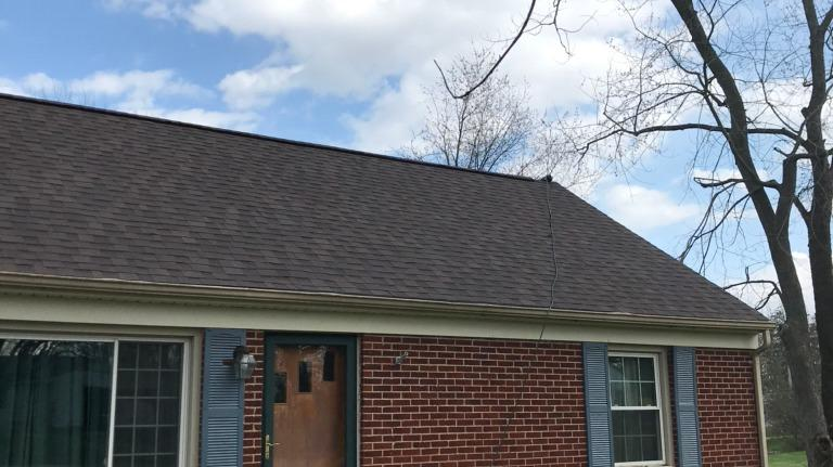 Roof Replacement in Springfield, OH - After Photo