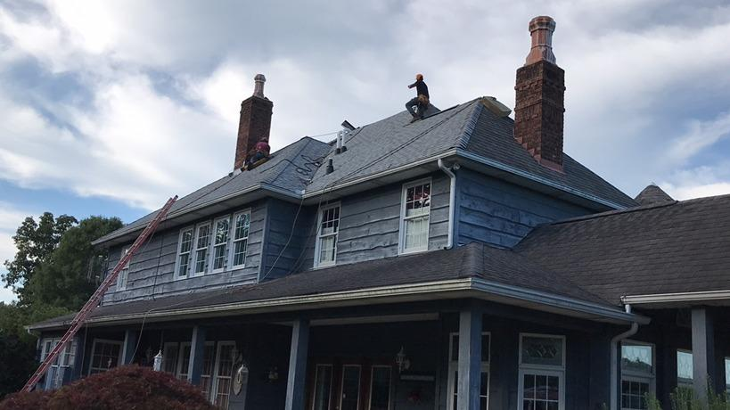 Roof Replacement in Logan, OH - After Photo