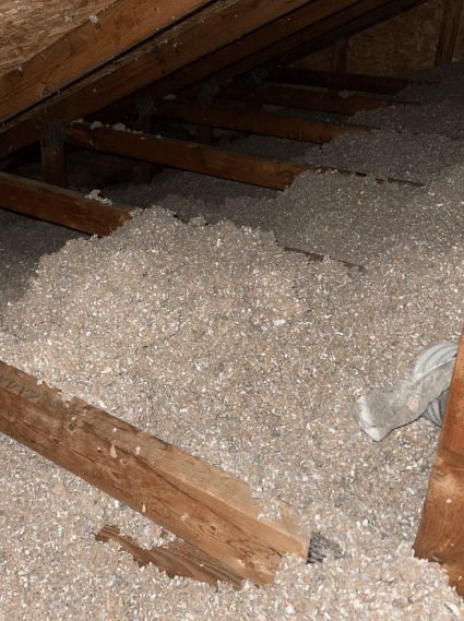 Attic Insulation Installed in Alexandria, Ohio - After Photo