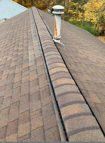 Ridge vent Repair in Gahanna, OH