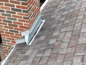 Roof Repair in Powell, OH - After Photo