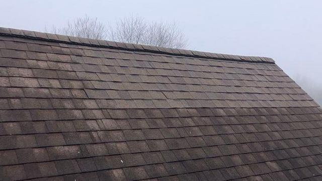 Storm Damage Roof Repair in Zanesville, OH - After Photo