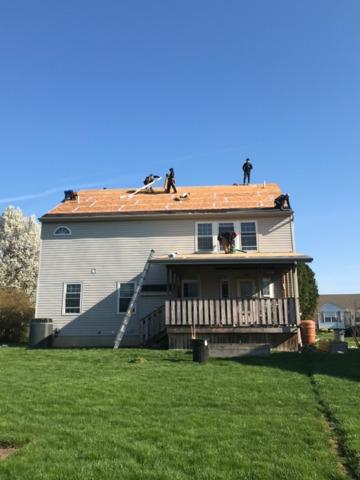 Roof Replacement in Groveport, OH