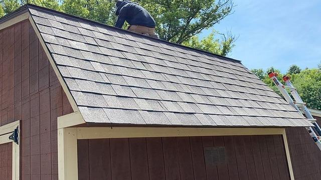 Shed Roof Replacement in Marengo, OH