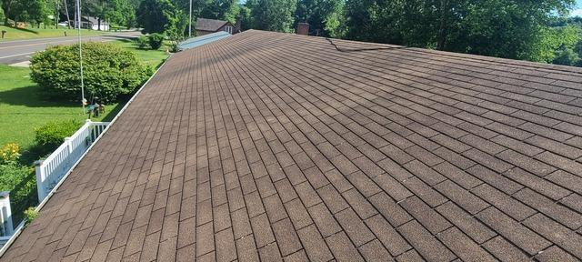 Roof Replacement in McConnelsville, OH - Before Photo