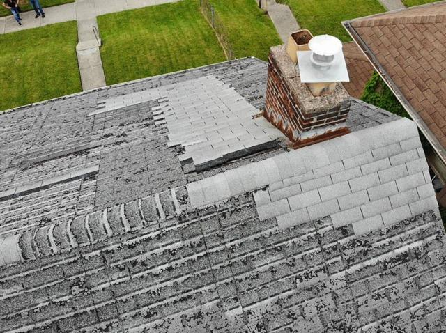 Rotting Roof Replacement in Columbus, Ohio