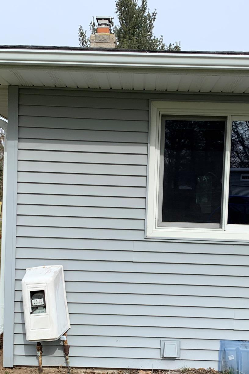 Radon Mitigation - Marshall, MI - Before Photo