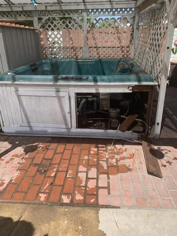 Hot Tub Removal - West Covina, CA