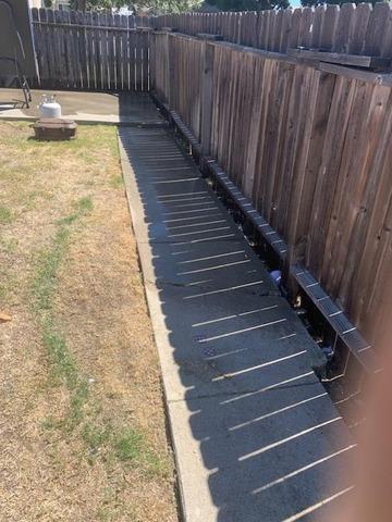 Backyard Cleanup - Covina, CA
