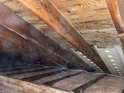 Mold in Home Attic, Troy - After Photo