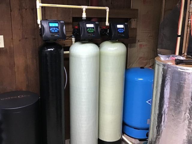 Front Royal, VA. Water Softener for Sulfur Smell