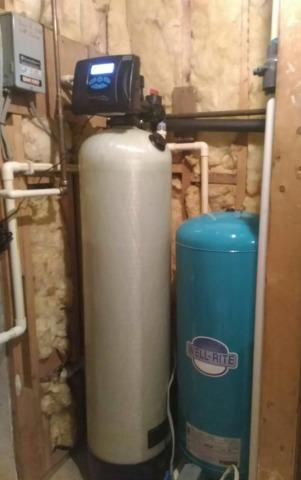 Purcellville, VA Pressure Tank for Well Water
