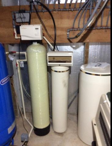 Round Hill, VA. Water Treatment for Staining