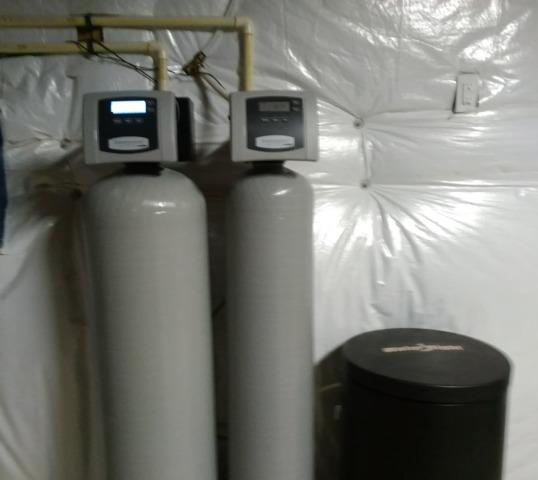 Waterford, VA. Ultra Violet Light Disinfection System,