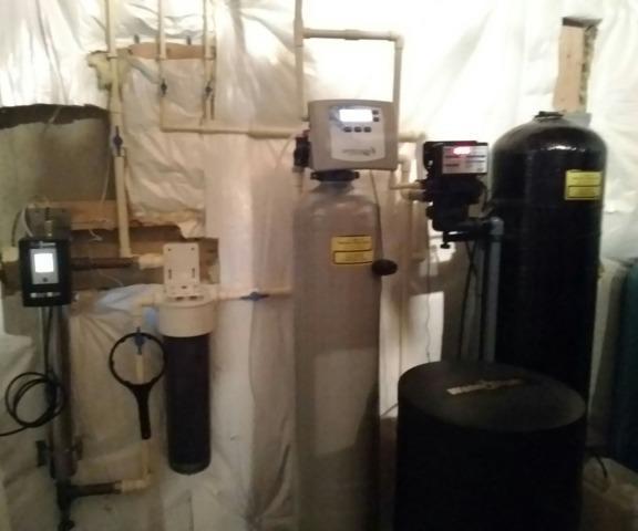 Leesburg, VA. Sulfur Smell Treatment