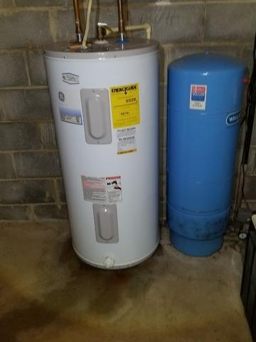 Waterford, VA Electric Water Heater Replacement