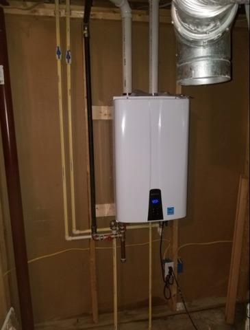 Bealeton, VA Tankless Water Heater Replacement