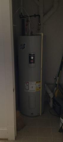 The Plains, VA Electric Water Heater Replacement