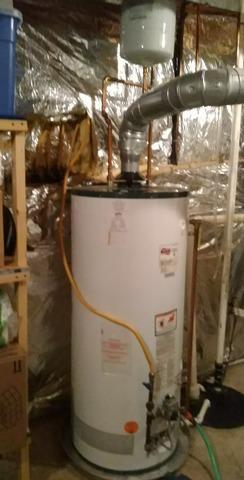 Haymarket, VA Natural Gas Water Heater Replacement