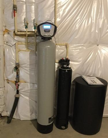 Solution for Hard and Chlorinated Water in Stephenson, VA