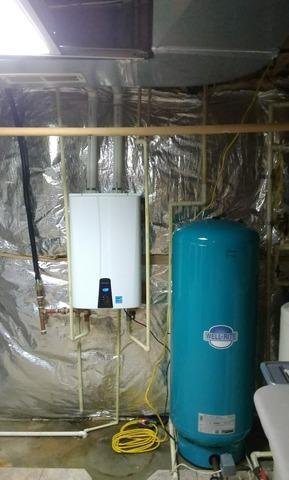 Marshall, VA Tankless Water Heater Replacement