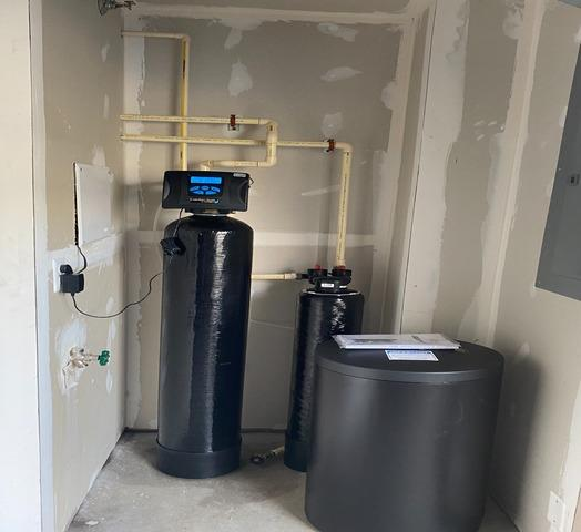 Ashburn, VA Water Treatment Install For Hardness And Chlorine Removal - After Photo
