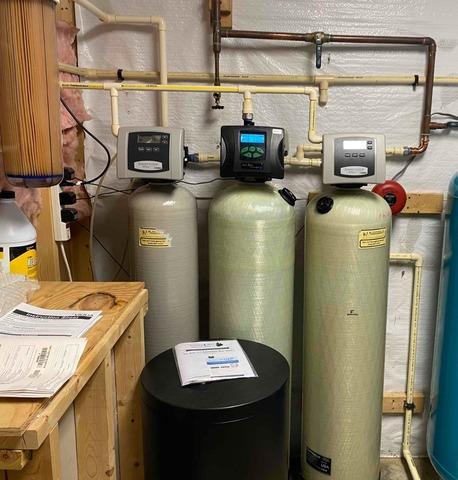 Hamilton, VA Water Treatment Replacement