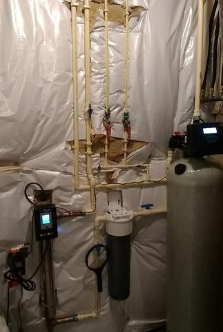 Purcellville, VA Water Treatment for Total Coliform Bacteria