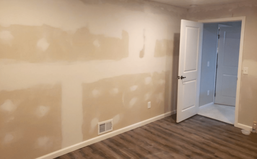Single Room Transformation in Medina, Ohio - Before Photo