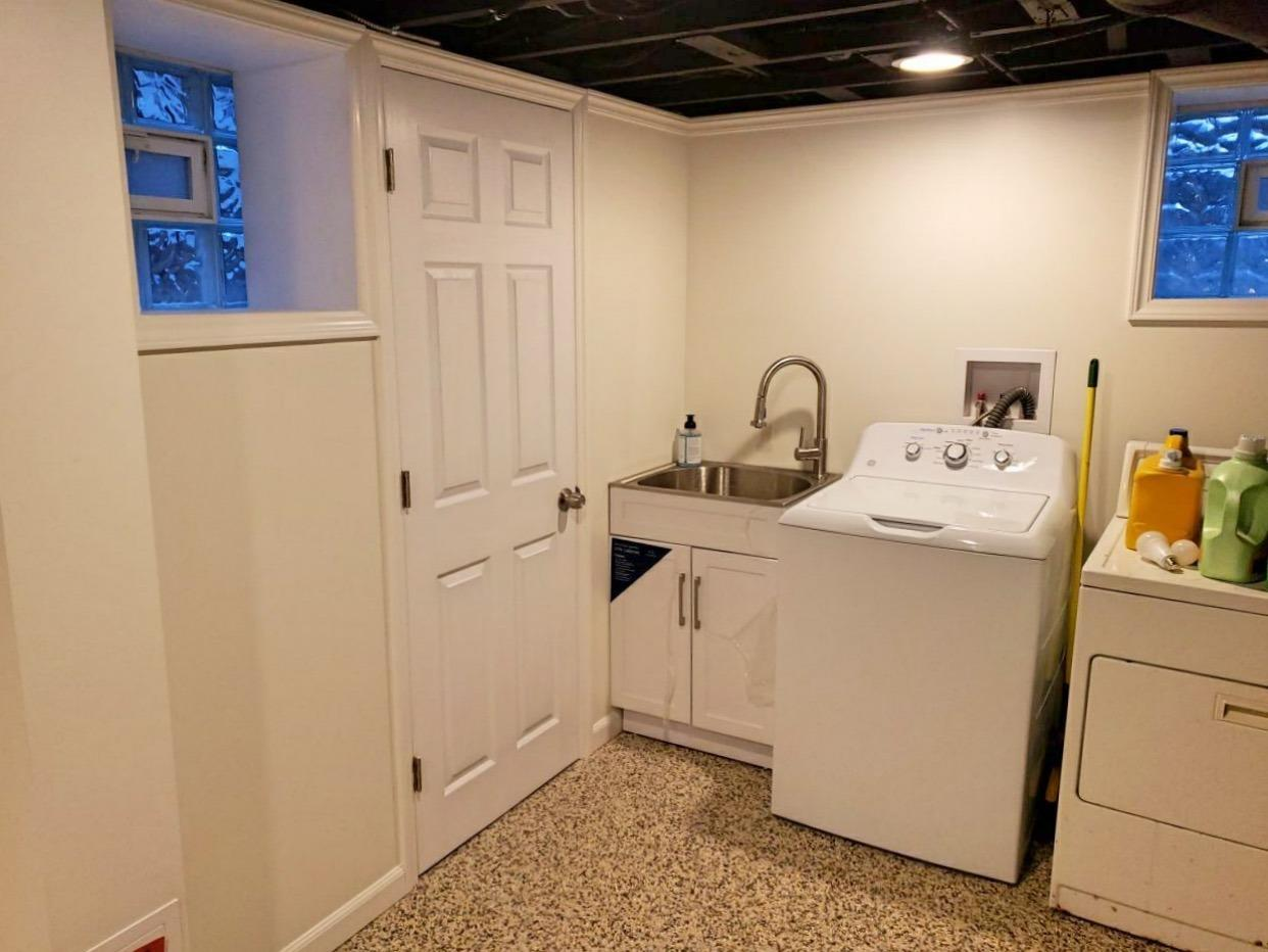 Laundry Room Makeover in Richfield, OH - After Photo