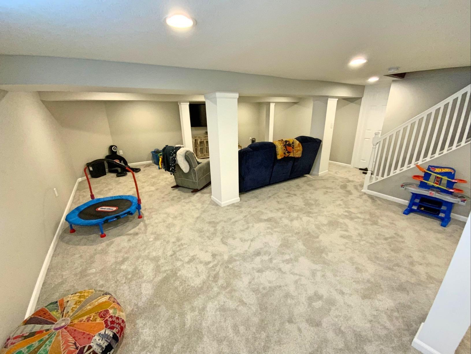 Excellent Basement Remodeling in Northfield, OH - After Photo