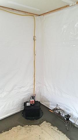 Sump Pump Installation in Massillon, OH