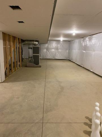 Basement Transformation in Eastlake, OH