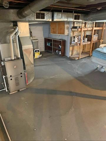 Brightwall® Basement Wall Panels in Canton, Ohio