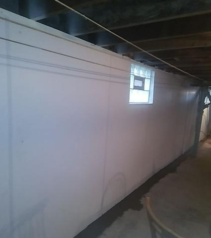 Waterproofing with BrightWall® in Hartville, Oh