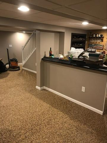 Total Basement Finishing in Rootstown, Ohio