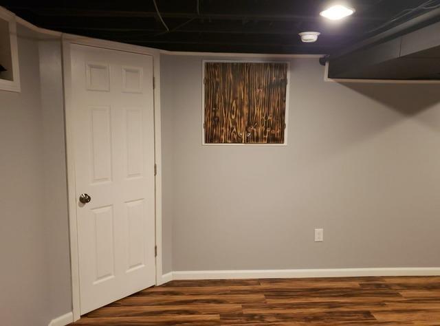 Finished Basement Transformation in Glenmont, Ohio