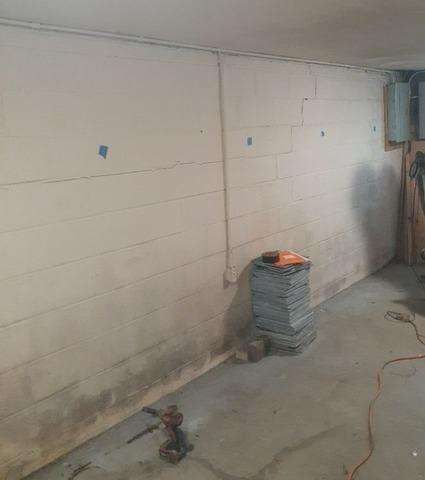 Resolving Horizontal Cracking in a Berlin Center, Ohio Home