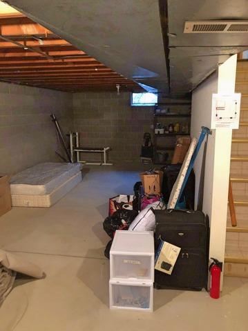 Basement Renovation in Solon, OH