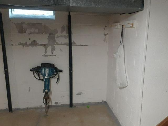 CarbonArmor® Saves Parkman, Ohio Basement Wall